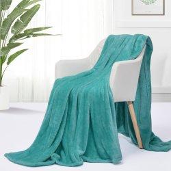 Trama Ultra Suave lana tejida lanza y mantas