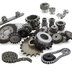 Herstellung Preis Zahnrad ANSI/DIN/JIS nicht-Standard-Getriebe Teile Satz Nabenrad Kit CD70 Edelstahl Nylon Timing Zwischenrad Rollenkette Zahnräder