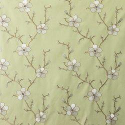 Le linge de maison et le coton broderie Sellerie tissu textile pour canapé, Rideau et de meubles