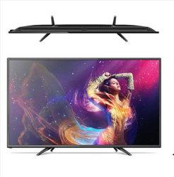 На модели плоский телевизор со светодиодной технологией 58 дюйма телевизор с плоским экраном smart TV UHD 4K для