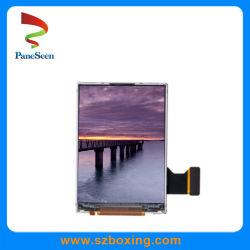 2.2 Duim Diagonal LCD Display met 240 (RGB) *320 Resolution/400 Brightness/MCU Interface en 40 Pins voor foto-Voltaic Testers