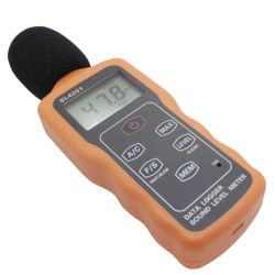 Измеритель уровня звука 30-130дб цифровой шум тестер интерфейс USB для хранения данных SL4201