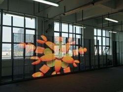 7.8-7.8를 점화하는 투명한 LED Displayfront