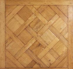 Franse stijl Parquetry White Oak Parquet Engineered Houten vloer
