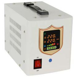 محول منزلي ذو موجة جيبية نقية يعمل بالطاقة الشمسية/نظام غير غريب/وظيفة مصدر طاقة غير قابل للانقطاع (UPS) بجهد 12 فولت/24 فولت/48 فولت تيار مستمر إلى تيار متردد 110 فولت/220 فولت/230 فولت