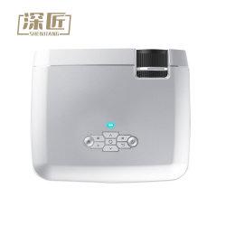 Высокое качество 720 1080P 2800лм ЖК-дисплей TFT цифровой проектор для домашнего образования Управление мини-цифровой светодиодный проектор