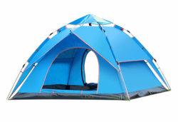 La Chine usine 2~4 gros personne Pop up instantanée Outdoor Camping tente dôme