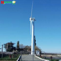 Presupuesto total de 200 kw sobre-Grid system del viento con el controlador eléctrico aerogenerador