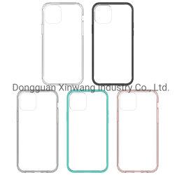 De in het groot Hybride Duidelijke Transparante Zachte Dekking van de Telefoon van de Rand TPU Beschermende voor iPhone 12 Geval