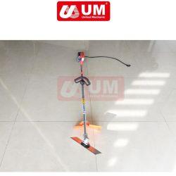 Um 40V Bateria Elétrica String Escova Aparador cortador de relva automática máquina de corte