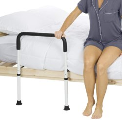Suporte de cama para barra de apoio de mão médica durável para Idosos