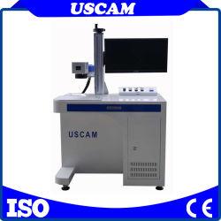 O CNC a Focagem Automática máquina de marcação a laser de fibra 30W 50W 100W Laser de fibra de marcador para o metal Ss Gravura de Latão