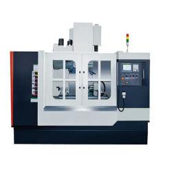 Proteção completa 4 eixo vertical do centro de Usinagem fresadora CNC de Controle