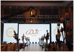 Indoor LED fixe P4 LED haute résolution écran numérique/l'écran