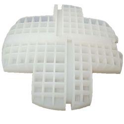 De aangepaste het Stempelen van het Plastic Materiaal Elastosil het Bewerken RubberVormen van het Silicone voor Huishoudapparaten