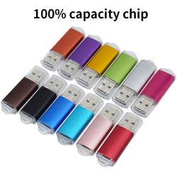 Disco istantaneo variopinto promozionale del USB con stampa il vostro azionamento luminoso dell'istantaneo della penna Drive/USB del USB di colore di marchio