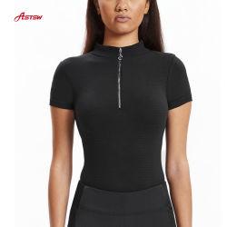 سعر ترويجي أزياء الفروسية ملابس سمينة النساء الفروسية Baselayers