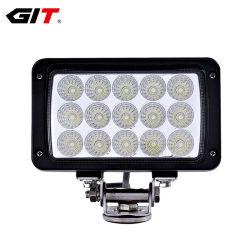45W рабочего освещения для автомобиля автомобиль по просёлочным дорогам грузовиков 4WD Auto светодиодный фонарь рабочего освещения