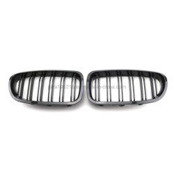 5 Série F10 F11 F18 grille 2010-2017 une double ligne de la fibre de carbone pour BMW Voiture