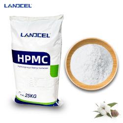 La pureza del bajo contenido en cenizas de éter de celulosa HPMC Industrial utilizado en el mortero de cemento, yeso, en la pared de nivelación automática de masilla, como los aditivos químicos
