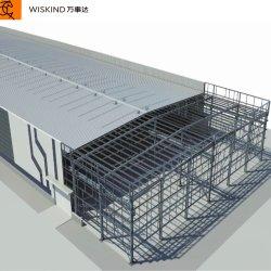 Entrepôt / Atelier / les matériaux de construction/Q355/Structure en acier préfabriqués avec une conception économique /CE/FM pour Office/ stade/ Factory