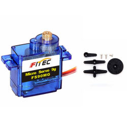Hélicoptère Feetech 1/12 Electric off road voiture RC Servo FS90mg