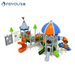 2021 Feiyou diversión China Hot vender varios escuela/combinado/parque de diversiones al aire libre niños plástico Kfc terreno de juego