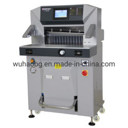100mm Stärken-hydraulische Papierausschnitt-Maschine