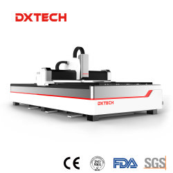 ماكينة قطع ليزر من ألياف الكربون CNC بقوة 500W-10000واط من الفولاذ المقاوم للصدأ مقاس 2,5 مم إلى 20 مم قاطع معدني
