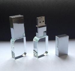 Creative USB 플래시 드라이브 맞춤형 미니 크리스탈 플래시 드라이브 8G