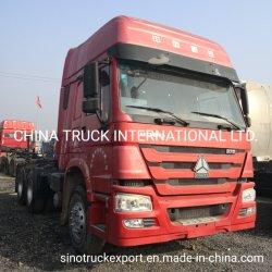 Usado Sinotruk HOWO caminhão trator usado tratores para venda