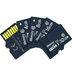 Памяти TF карты памяти 4 ГБ 8 ГБ 16ГБ 32ГБ 64ГБ класса10 Micro TF карты для смартфонов динамики аудиосистем камеры
