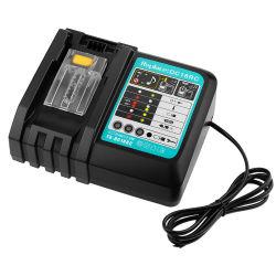 заводская цена 14,4 В для 18V для Makita электроинструмент зарядное устройство для Makita Bl1830 Bl1840 быстро Li-ion 18V беспроводные просверлите зарядное устройство