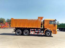 石切り場鉱山のための右駆動機構のShacman 25tonのダンプトラック