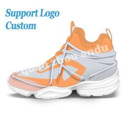 Personalizado de alta calidad al aire libre Casual zapatillas deportivas zapatillas de baloncesto