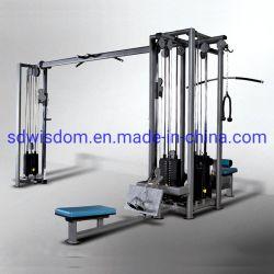 Équipement de fitness commercial Multi 5 Station Cross Jungle Home Gym Équipement machine de sport multigym à 5 sièges