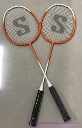 Clique duas vezes raquetes Badminton para 2 jogadores