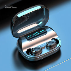 True Wireless Bluetooth 5.0 наушники 9d стерео Беспроводные водонепроницаемые наушники