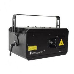 1 W/2W/3W/4W/5 W de l'animation DJ de lumière laser RVB