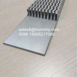 열 교환을%s 알루미늄 지느러미가 있는 관 또는 태양계를 위한 수집