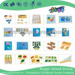 По вопросам образования слово игрушек для детей карты (HC-243)