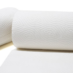 OEM de haute qualité du papier de soie de serviettes de cuisine en bambou