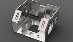 Feuille de haute qualité emboutissage de métal de base du châssis ordinateur/ châssis d'estampage cas, le métal estampé Cas du châssis
