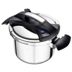 Non-Stick multipropósito de cocina de acero inoxidable olla a presión