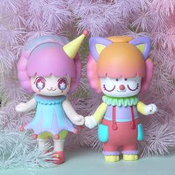 Bambole di modello di modo dei regali del ricordo del giocattolo del PVC dell'ABS di alta qualità