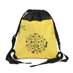 Nicht Gewebte Tasche, Tragetasche, Kordelzug, Sporttasche, Sporttasche, Sporttasche, Rucksack, Nylontasche, Aktionstasche, Geschenktasche, Einkaufstasche, Faltbare Tasche, Aktionstasche