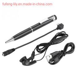 قلم تسجيل صوتي مسجل رقمي 32 جيجا بايت مع مشغل MP3