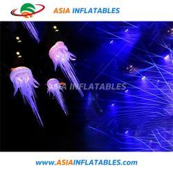 Les Méduses de ballons gonflables géants avec éclairage LED pour la nuit