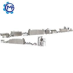 Long-Lived flocos de milho/Máquina de Cereais de pequeno a linha de processamento