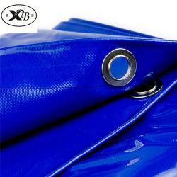 650GSM impermeabilizzano il PVC ignifugo poli Tarps della tela incatramata ricoperto PVC